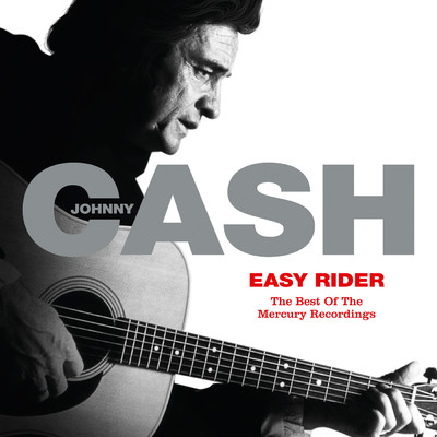 アルバム/Easy Rider: The Best Of The Mercury Recordings/ジョニー・キャッシュ