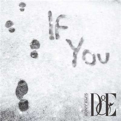 シングル/IF YOU/SUPER JUNIOR-D&E
