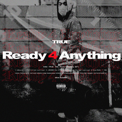 アルバム/Ready 4 Anything/TRUE