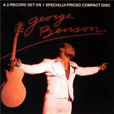 シングル/We as Love (Live)/George Benson