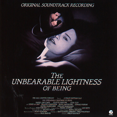 アルバム/The Unbearable Lightness Of Being (Original Soundtrack Recording)/Various Artists