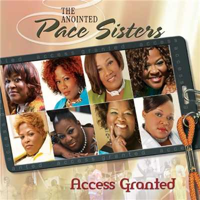 シングル/If I Be Lifted Up/The Anointed Pace Sisters