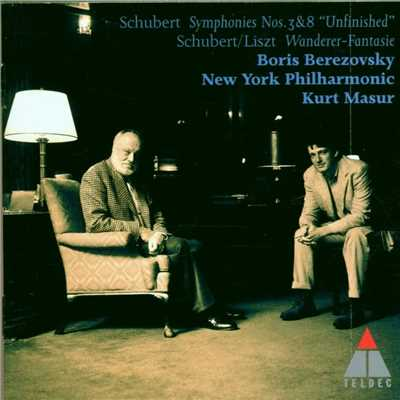 シングル/Schubert : Symphony No.3 in D major D200 : IV Presto vivace/Kurt Masur