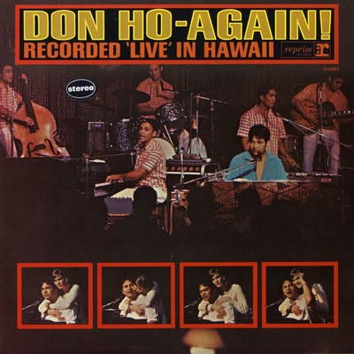 シングル/A Lover's Prayer (Live Version)/Don Ho