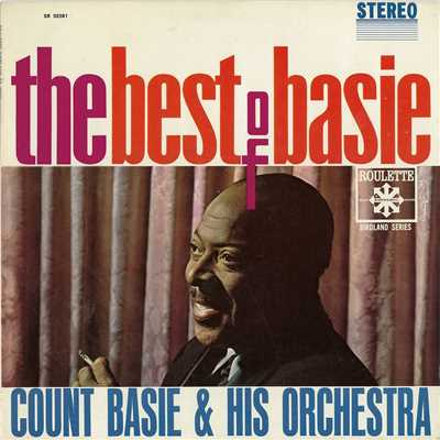 アルバム/The Best Of Basie/Count Basie