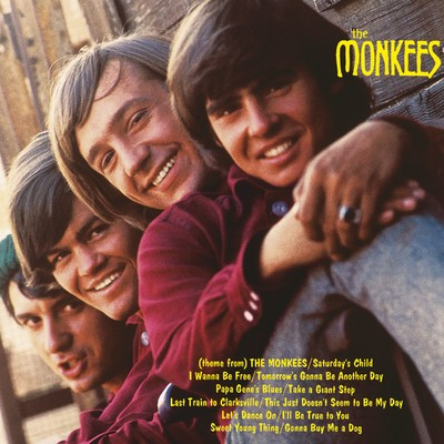 アルバム/The Monkees (Deluxe Edition)/The Monkees