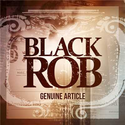 アルバム/Genuine Article/Black Rob