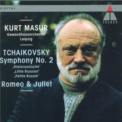 アルバム/Tchaikovsky : Symphony No.2, 'Little Russian' & Romeo and Juliet/Kurt Masur