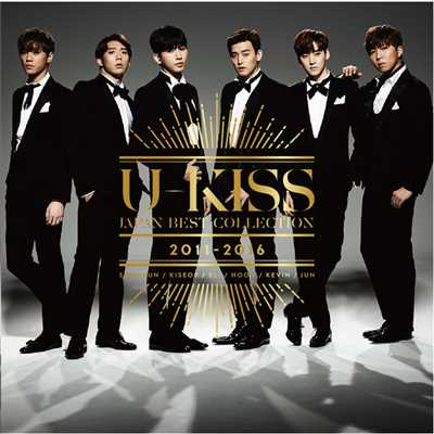 シングル/Shape of your heart/U-KISS