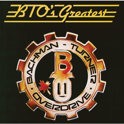 シングル/Let It Ride/Bachman-Turner Overdrive