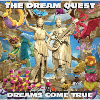ハイレゾアルバム/THE DREAM QUEST/DREAMS COME TRUE