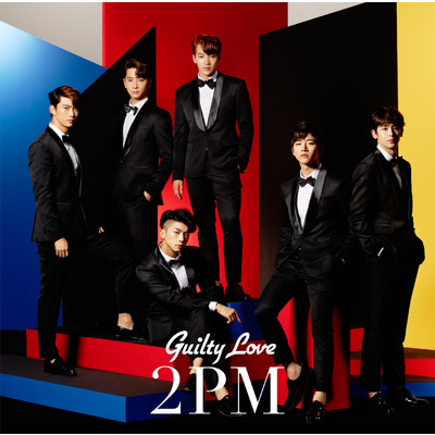 アルバム/Guilty Love/2PM