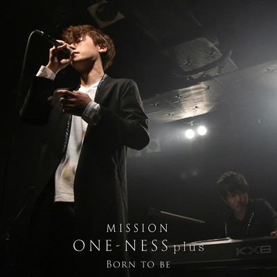 Born to be/MISSION
