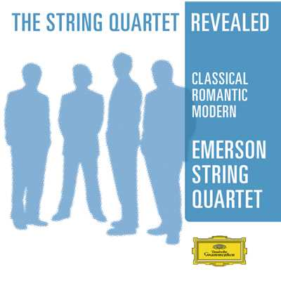 Prokofiev: String Quartet No.2 In F, Op.92 - 3. Allegro/Emerson String Quartet