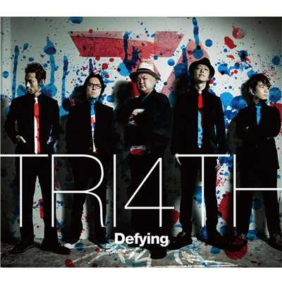 アルバム/Defying/TRI4TH