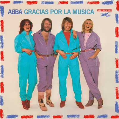 シングル/Al Andar (Spanish Version)/Abba
