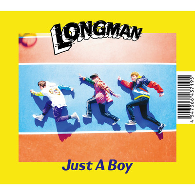 アルバム/Just A Boy/LONGMAN