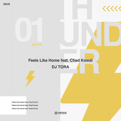 シングル/Feels Like Home (feat. Chad Kowal)/DJ TORA