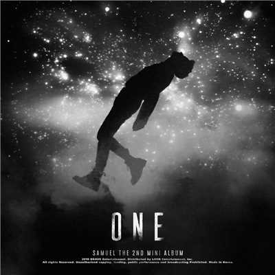 シングル/ONE (Feat. JUNG ILHOON of BTOB)/Samuel