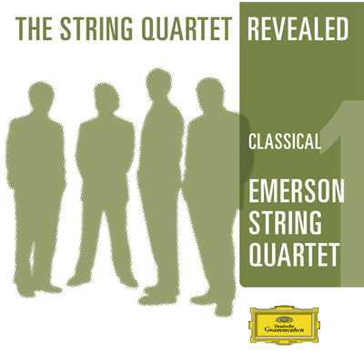 アルバム/Emerson String Quartet - The String Quartet Revealed (CD 1)/Emerson String Quartet