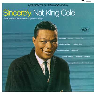 アルバム/Sincerely/Nat King Cole