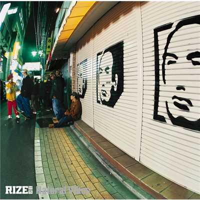 シングル/Far Eastern Tribe/RIZE
