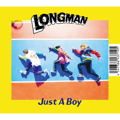 シングル/Just A Boy/LONGMAN
