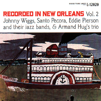 アルバム/Recorded In New Orleans, Vol. 2/Various Artists