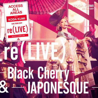 アルバム/re(LIVE) -JAPONESQUE- (REMO-CON Non-Stop Mix) in Osaka at オリックス劇場 (2019.10.13)/倖田來未