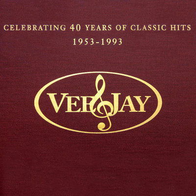 アルバム/The Vee-Jay Story: Celebrating 40 Years Of Classic Hits/Various Artists