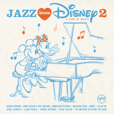 Jazz Loves Disney 2 - A Kind Of Magic/Various Artists