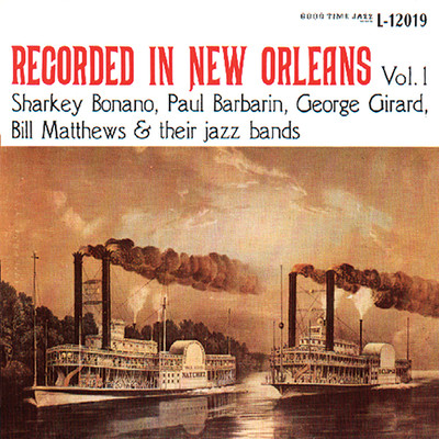 アルバム/Recorded In New Orleans, Vol. 1/Various Artists