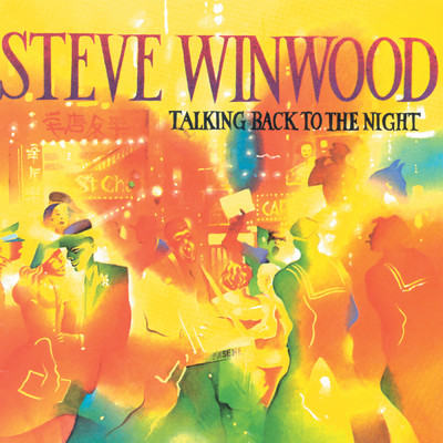 シングル/There's A River/Steve Winwood