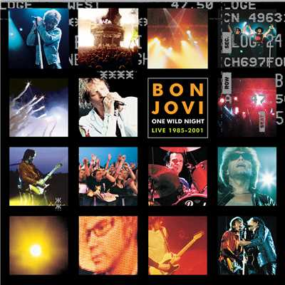 アルバム/One Wild Night 2001/Bon Jovi