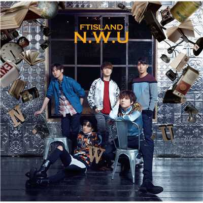 着うた®/Walking Dead/FTISLAND