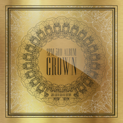 アルバム/GROWN (Grand Edition)/2PM