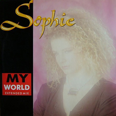 アルバム/MY WORLD/SOPHIE