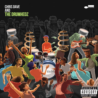 シングル/Black Hole (featuring Anderson .Paak)/Chris Dave And The Drumhedz