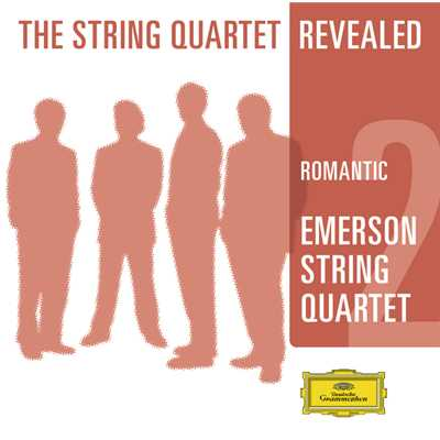 Emerson String Quartet - The String Quartet Revealed (CD 2)/Emerson String Quartet