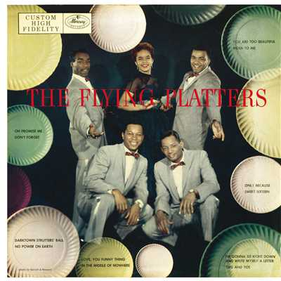 シングル/Sweet Sixteen/The Platters