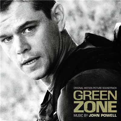アルバム/The Green Zone (Original Motion Picture Soundtrack)/ジョン・パウエル
