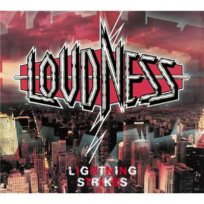 アルバム/LIGHTNING STRIKES 30th ANNIVERSARY Limited Edition/LOUDNESS