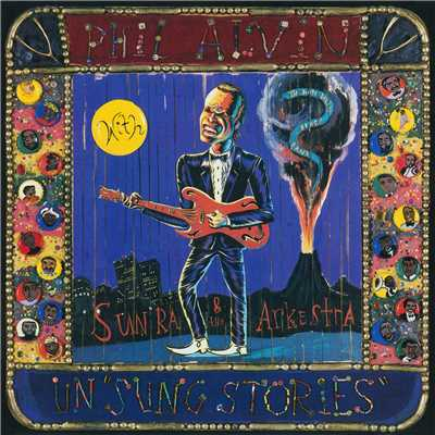 シングル/The Old Man Of The Mountain/Phil Alvin