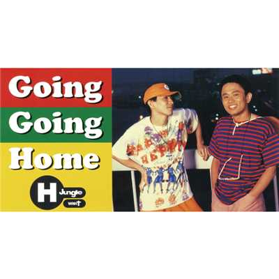 シングル/GOING GOING HOME(JUNGLE MIX)/H Jungle with t
