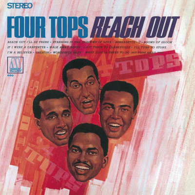 シングル/7-Rooms Of Gloom/Four Tops