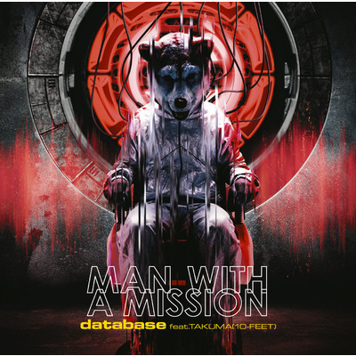 アルバム/database feat.TAKUMA (10-FEET)/MAN WITH A MISSION