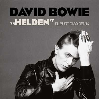 "アルバム/""Helden"" (Filburt 91189 Remix)/David Bowie"