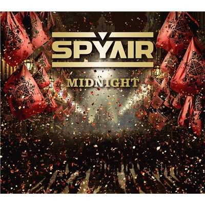 シングル/MIDNIGHT (inst.)/SPYAIR