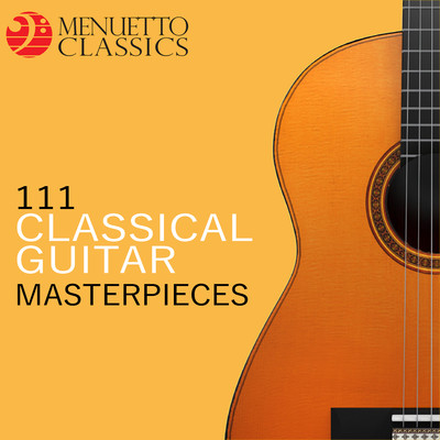 アルバム/111 Classical Guitar Masterpieces/Various Artists