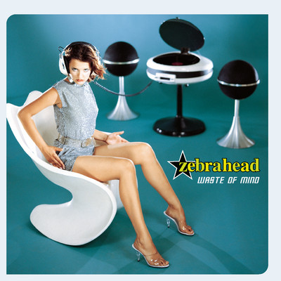 アルバム/Waste Of Mind/Zebrahead